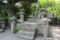 月照上人の墓「南州寺」